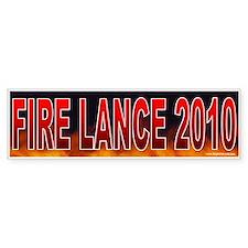 Fire Leonard Lance! (sticker)