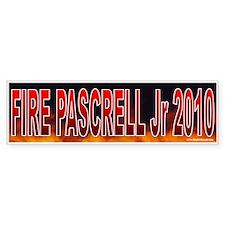 Fire Bill Pascrell! (sticker)