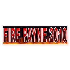 Fire Donald Payne! (sticker)