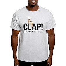 Clap! Gonorrhea Awareness T-Shirt
