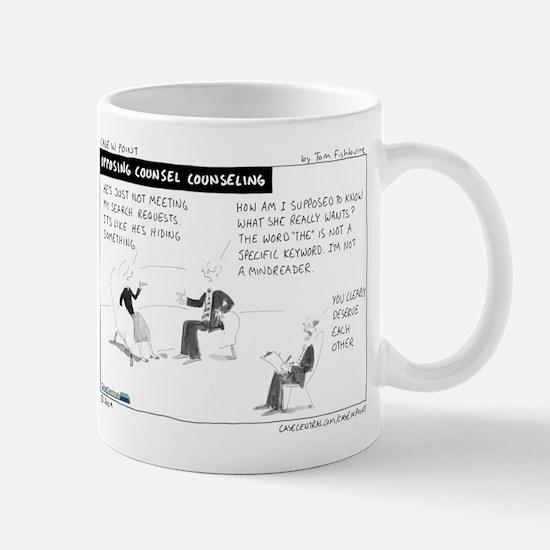 Opposing Counsel Counseling Mug