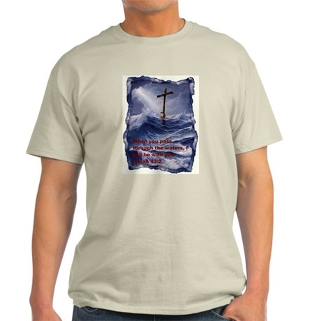 Stormy Seas Light T-Shirt