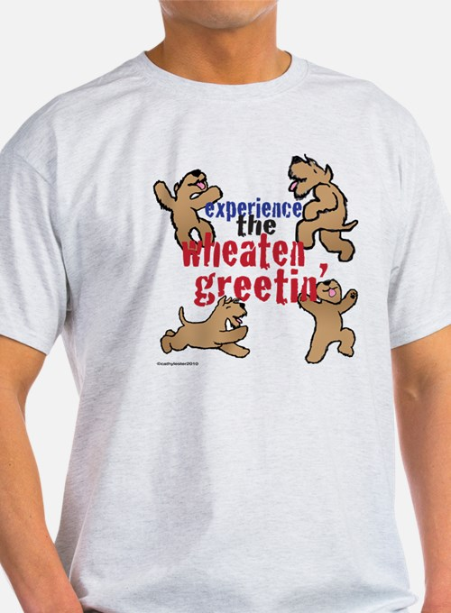 Soft coated wheaten terrier t shirts shirts tees for Soft custom t shirts