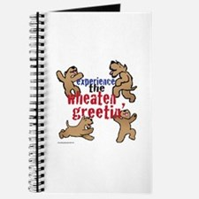 Wheaten Greetin' Journal