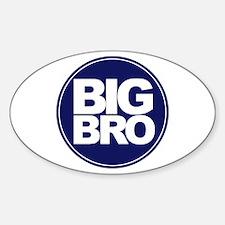 big brother simple circle shirt Decal