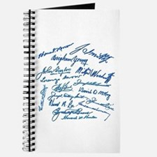 LDS Prophets Autographs Journal