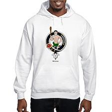 Wood Clan Crest Hoodie Sweatshirt