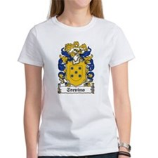 Trevino Coat of Arms Tee