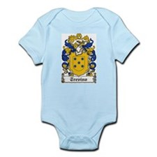 Trevino Coat of Arms Infant Creeper