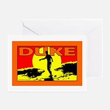 Duke Greeting Cards (Pk of 10)