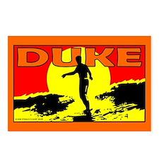 Duke Postcards (Package of 8)