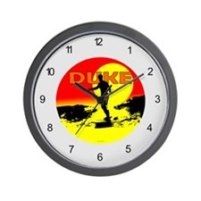 Duke Wall Clock