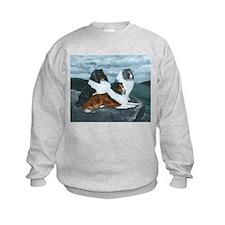Shelties in the Mist Sweatshirt