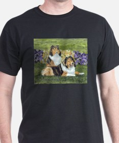 Sheltie Pair T-Shirt