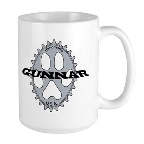 Large Gunnar Mug Mug
