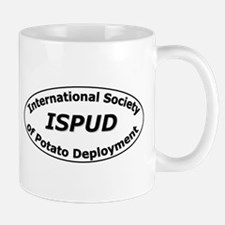 Official ISPUD Mug