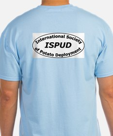 ISPUD Launch Technician (2-sided, more colors)