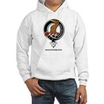 Wedderburn Clan Crest Hooded Sweatshirt
