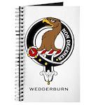 Wedderburn Clan Crest Journal