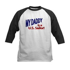 My Daddy is a US Sailor Tee