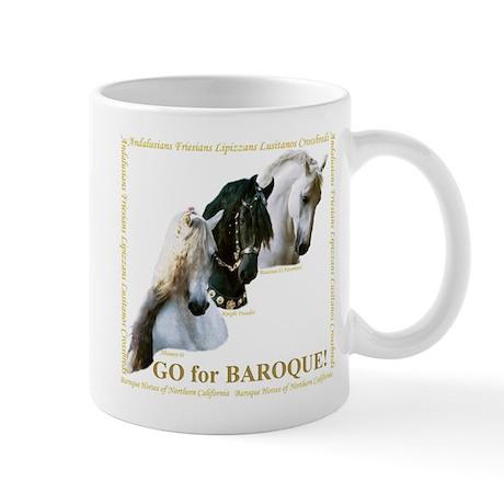 Go for Baroque Mug