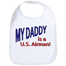 My Daddy is a US Airman Bib