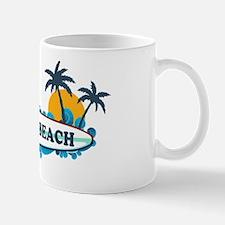 Myrtle Beach - Surf Design Mug