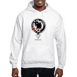 Tweedie Clan crest Hooded Sweatshirt