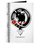 Tweedie Clan crest Journal
