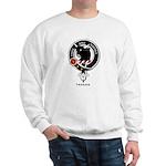 Tweedie Clan crest Sweatshirt
