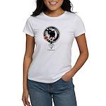 Tweedie Clan crest Women's T-Shirt