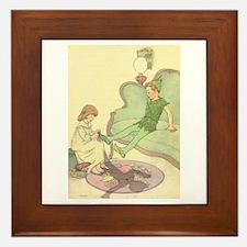 Old Mother Hubbard, #1 Framed Tile
