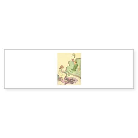 Old Mother Hubbard, #1 Sticker (Bumper)