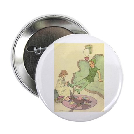"""Old Mother Hubbard, #1 2.25"""" Button"""