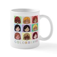 Color Blind Mug