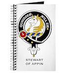 Stewart of Appin Clan Crest Journal