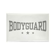 Bodyguard Rectangle Magnet