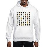 Chicken Hooded Sweatshirt