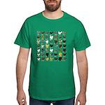 49 Hen Breeds Dark T-Shirt