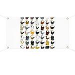 49 Hen Breeds Banner