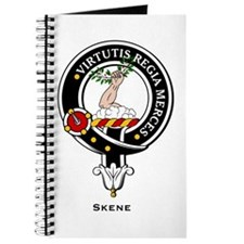 Skene Clan Crest / Badge Journal