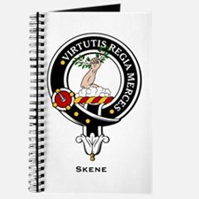 Skene Clan Crest / Badge Journal