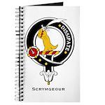 Scrymgeour Clan Crest Journal