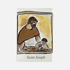 St. Joseph Rectangle Magnet (10 pack)