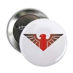 "Eagle Icon 2.25"" Button (100 pack)"