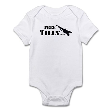 FREE Tilikum the ORCA!! Infant Bodysuit