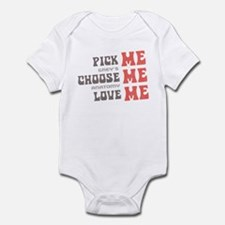 Grey 39 s anatomy baby clothes gifts baby clothing for Pick me choose me love me shirt