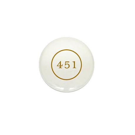 451 Mini Button
