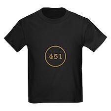 451 T