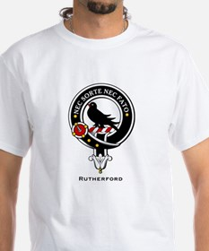 Rutherford Clan Crest / Badge Shirt